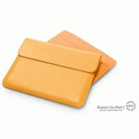 Чехол SGP illuzion Sleeve Case Solaris Orange для iPad 2