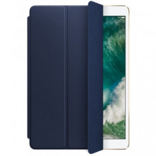 Обложка Apple Leather Smart Cover для iPad Pro 10.5 Midnight Blue (MPUA2)