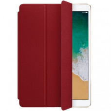 Обложка Apple Leather Smart Cover для iPad Pro 10.5 (Product) Red (MR5G2)