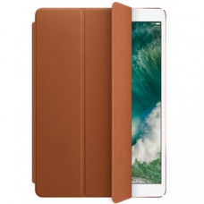 Обложка Apple Leather Smart Cover для iPad Pro 10.5 Saddle Brown (MPU92)