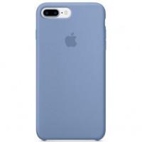 Чехол Apple iPhone 7 Plus Silicone Case Azure (MQ0M2)
