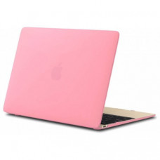 "Чехол для MacBook 12"" Matte Pink"