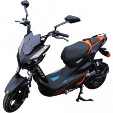 Электроскутер AIMA Jeek S Orange-Black