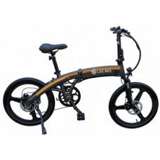 Электровелосипед Like.Bike Flash Gray-Orange