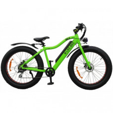 Электровелосипед Like.Bike Hulk Neon Green