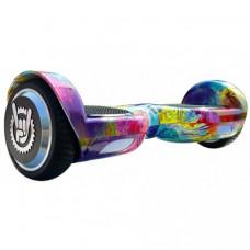 Гироборд Like.Bike X6i Rainbow Waves