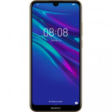 Huawei Y6 2019 Brown Faux Leather
