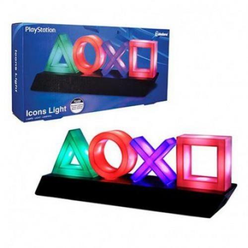 Лампа PlayStation Icon Lights