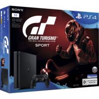 Sony PlayStation 4 Slim 1TB (CUH-2108B) + Gran Turismo Sport