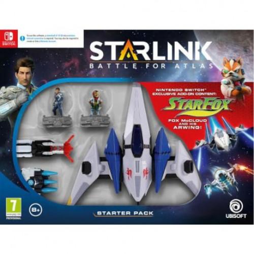 Купить Игра Starlink: Battle for Atlas Starter Pack для Nintendo Switch (английская версия)