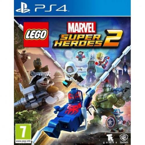 Купить Игра LEGO Marvel Super Heroes 2 для Sony PS 4 (русские субтитры)