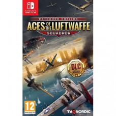 Игра Aces of the Luftwaffe - Squadron Extended Edition для Nintendo Switch (английская версия)