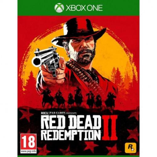 Купить Игра Red Dead Redemption 2 для Microsoft Xbox One (русские субтитры)