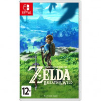 Игра The Legend of Zelda: Breath of the Wild для Nintendo Switch (русская версия)