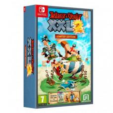 Игра Asterix and Obelix XXL2. Limited Edition для Nintendo Switch (русские субтитры)