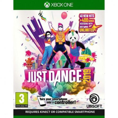 Купить Игра Just Dance 2019 для Microsoft Xbox One (русская версия)