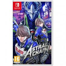 Игра Astral Chain (Nintendo Switch, Русские субтитры)