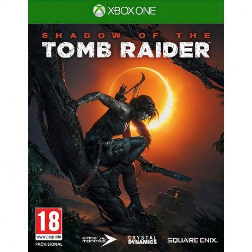 Купить Игра Shadow of the Tomb Raider для Microsoft Xbox One (русская версия)