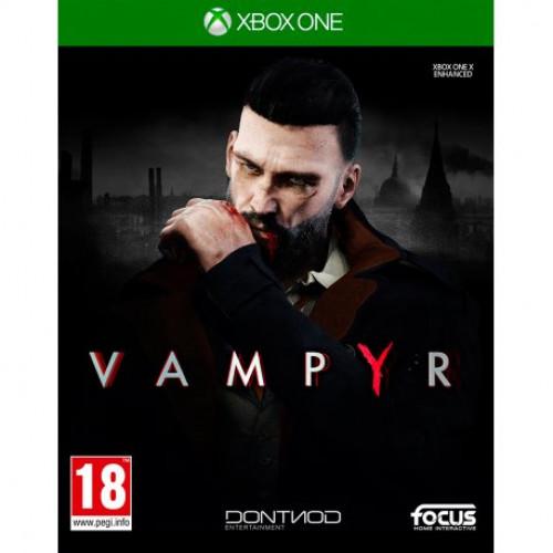 Купить Игра Vampyr для Microsoft Xbox One (русские субтитры)