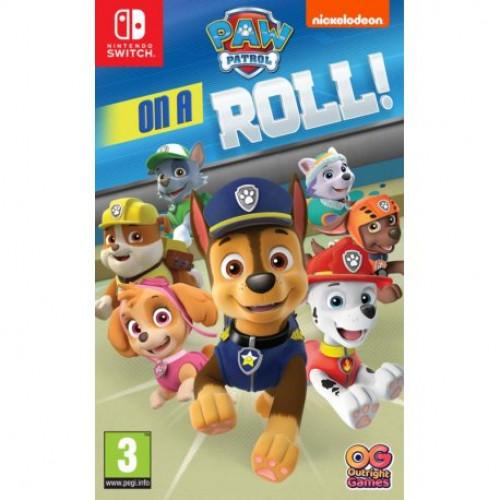 Купить Игра Paw Patrol: On a Roll! (Щенячий патруль) для Nintendo Switch (английская версия)