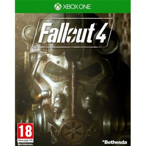 Купить Игра Fallout 4 для Microsoft Xbox One (русские субтитры)