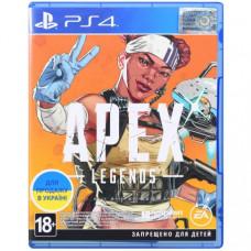Игра Apex Legends: Lifeline Edition (PS4, Русские субтитры)