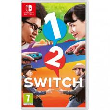 Игра 1-2-Switch для Nintendo Switch (русская версия)