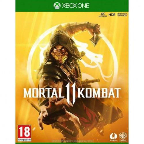 Купить Игра Mortal Kombat 11 для Microsoft Xbox One (русские субтитры)