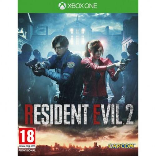 Купить Игра Resident Evil 2 для Microsoft Xbox One (русские субтитры)