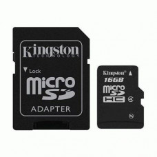 Kingston MicroSD (TransFlash) 16Gb  Class 4