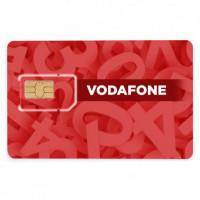 Красивый номер Vodafone 095-723-23-20