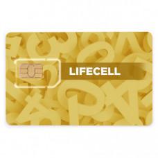 Красивый номер Life:) 063-27-22222