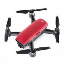 Квадрокоптер DJI Spark Lava Red Combo