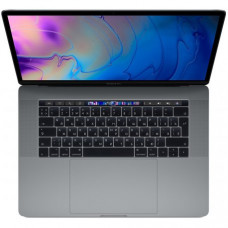 "Apple MacBook Pro 15"" Retina with Touch Bar (MR942) 2018 Space Gray"