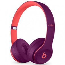 Beats Solo3 Wireless On-Ear Pop Collection Pop Magenta