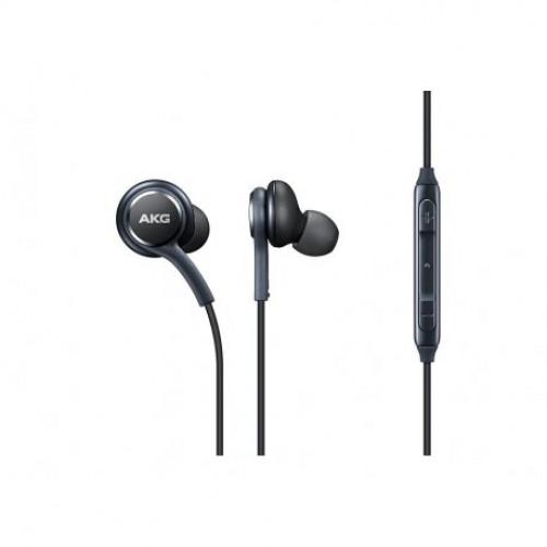Купить Проводные наушники Samsung Earphones Tuned by AKG Titanium Gray (EO-IG955BSEGRU)