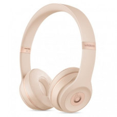 Beats Solo3 Wireless On-Ear Matte Gold (MR3Y2)