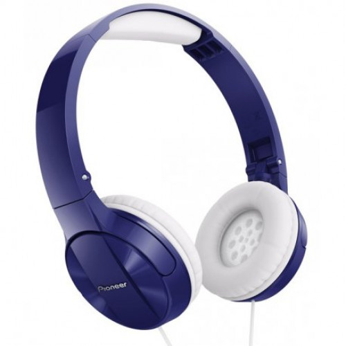 Купить Pioneer SE-MJ503 Headphones (SE-MJ503-L) Blue