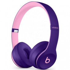 Beats Solo3 Wireless On-Ear Pop Collection Pop Violet