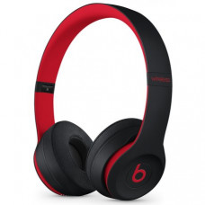 Beats Solo3 Wireless On-Ear Defiant Black-Red (MRQC2)