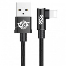 Кабель Baseus MVP Elbow Lightning Cable 2m Black