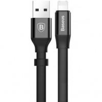 Кабель Baseus Lightning/MicroUSB Cable 1.2m (2A) Black
