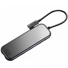 Адаптер Baseus Multi-functional Hub USB-C to HDMI/3xUSB 3.0/RJ45/PD (CAHUB-DZ0G)