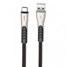 Кабель Hoco U48 Superior Type-C Cable 1.2m Black