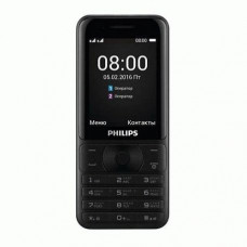 Philips Xenium E181 Dual Sim Black