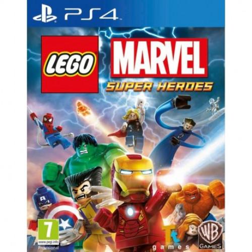 Игра LEGO Marvel Super Heroes  (PS4). Уценка!