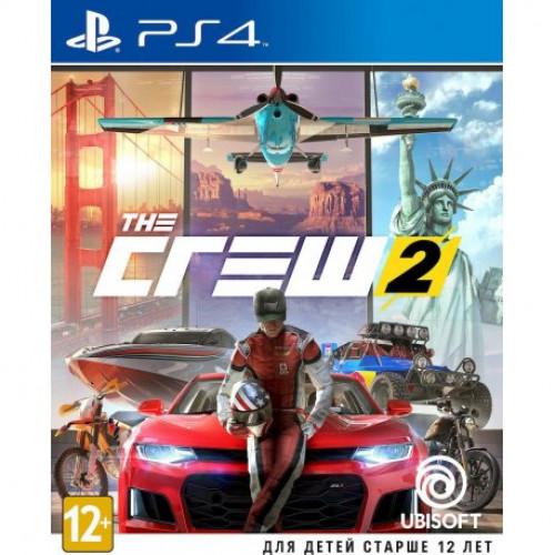 Игра The Crew 2 (PS4). Уценка!