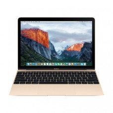 "Apple MacBook 12"" Gold (MLHE2) 2016"