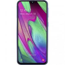 Samsung Galaxy A40 4/64GB Blue (SM-A405FZBDSEK)