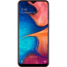 Samsung Galaxy A20 3/32GB Red (SM-A205FZRVSEK) + Карта памяти на 64Gb в подарок!